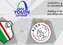Idziemy na mecz UEFA Youth League